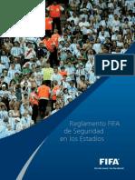Reglamento Fifa de Seguridad en Los Estadios