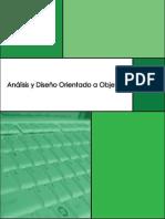 Manual Análisis y Diseño Orientado a Objeto Versión 1.2