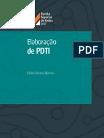 Elaboração de PDTI
