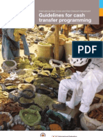 Guidelines for Cash Transfer Programming