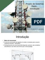 Introdução a Projeto de Sistemas Rádio - 0