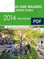 2014 Alliance for Biking & Walking Benchmarking Report