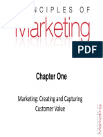 Chapter 1 Principle of marketing Slides