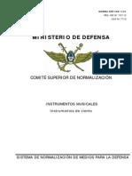 1141 DEF INS 1141 Instrumentos de Viento