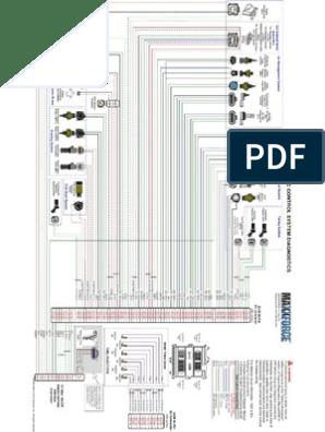 maxxforce ecm maxxforce dt wiring diagram technical