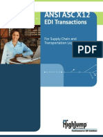 Supply Chain Transaction Sets Guide