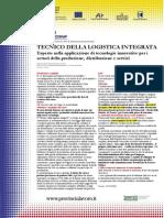 """Bando """"Tecnico della logistica integrata"""""""