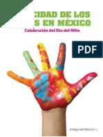 Estudio Felicidad de los niños en México