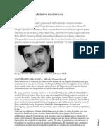 The Clinic - Siete Escritores Chilenos Excéntricos