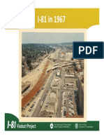 New York Department of Transportation April 2014 Report on Tunnel Options for Interstate 81 in Syracuse