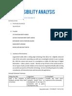 full feasibility analysis latest 1