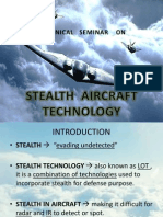 stealth aircraft technology