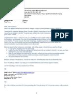 Kernighans 4 AB 2310 Response