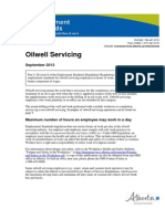 Oilwell Servicing
