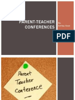 parent-teacher conferences