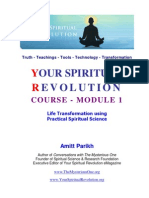 Your Spiritual Revolution Course - Module 1