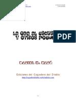 Daniel H Kanó - Oda Al Escusado y Otros Poemas