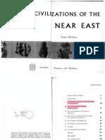 Earliest Civilization of the Near East - Mellaart