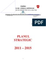 Plan Strategic Spital Oblu