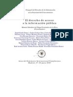 El Derecho de Acceso a La Información Pública MANUEL_SANCHEZ_DER_ACCESO_V14_2