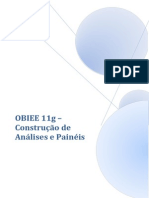 OBIEE - Construindo Analise e Paineis
