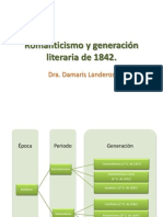 CLASE 4_ Romanticismo y Generación Del 42