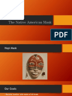 the native american mask