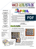 Newsletter APR 2014