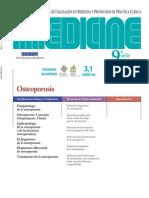 Diagnostico y Tratamiento de Osteoporosis