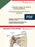 Shoulder Pain :Symptoms,Diagnosis and Treatements