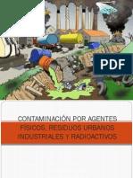 Contaminación Por Agentes Físicos, Residuos Urbanos Industriales
