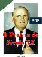 O Profeta Do Século XX