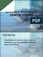 Infectiile Aparatului Genital Feminin