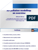 Air Pollution Modelling_an Overview