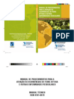 PANAFTOSA 2007 Manual de Procedimentos Para a Atencao as Ocorrencias de Febre Aftosa e Outras Enfermidades Vesiculares