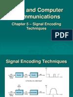 05-SignalEncodingTechniques