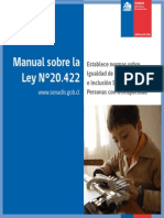 Manual de La Ley 20.422