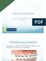 Tecnia Alexander