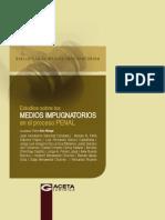 Estudios Sobre Los Medios Impugnatorios p.p.
