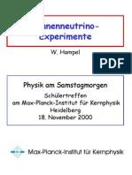 W. Hampel - Sonnenneutrinoexperimente.pdf