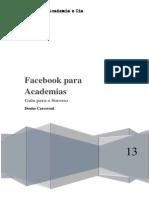 Facebook Para Academias