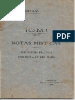 Notas Misticas