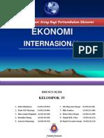 Ekonomi Internasional - Investasi