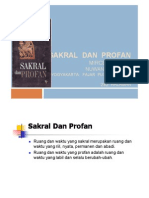 Sakral Dan Profan Presentation