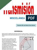Transmisiones_Miscelanea