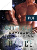 Amber Kell - Serie Sumisos Planetarios 01 - Chalice