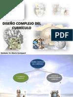 Diseño Complejo Del Curriculo