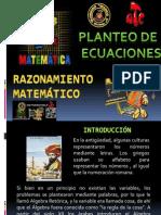 Planteo de Ecuaciones (COMPLETO)
