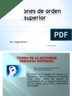Func Orden Superior-IV 1