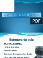 Oratória Moderna Modificado